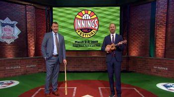 MLB Network TV Spot, '2019 Innings Festival' - Thumbnail 3