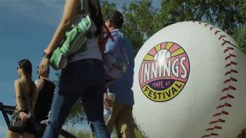 MLB Network TV Spot, '2019 Innings Festival' - Thumbnail 5