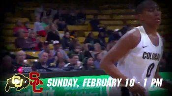 University of Colorado Athletics TV Spot, 'Women's Basketball' - Thumbnail 5