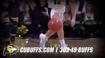 University of Colorado Athletics TV Spot, 'Women's Basketball' - Thumbnail 8