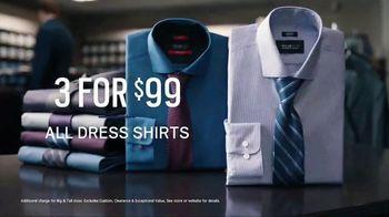 Men's Wearhouse TV Spot, 'Replenish Your Closet' - Thumbnail 7