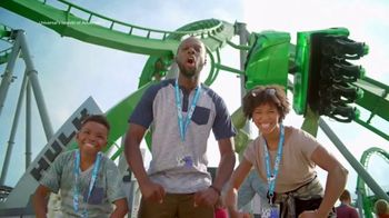 Universal Orlando Resort TV Spot, \'We Belong Here: Six Months Free\'