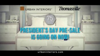 Thomasville Presidents Day Pre-Sale TV Spot, 'Closed Forever' - Thumbnail 2