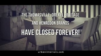 Thomasville Presidents Day Pre-Sale TV Spot, 'Closed Forever' - Thumbnail 3