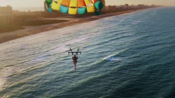 Texas Tourism TV Spot, 'Experience Miles of Warm Sandy Beaches'