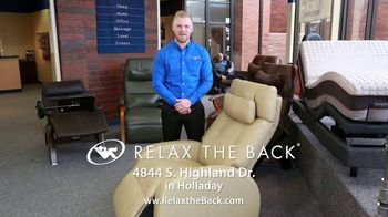 Relax the Back TV Spot, 'Human Touch Perfect Chairs' - Thumbnail 9