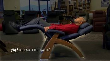 Relax the Back TV Spot, 'Human Touch Perfect Chairs' - Thumbnail 3
