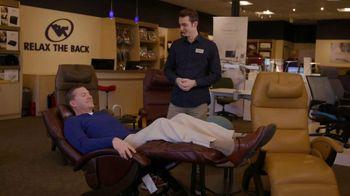 Relax the Back TV Spot, 'Human Touch Perfect Chairs' - Thumbnail 6