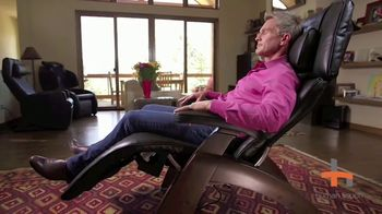 Relax the Back TV Spot, 'Human Touch Perfect Chairs' - Thumbnail 7