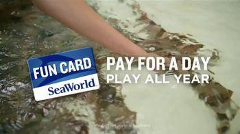 SeaWorld Fun Card TV Spot, 'Always Real. Always Amazing' - Thumbnail 8