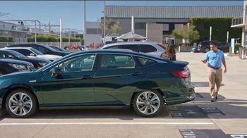 2019 Honda CR-V TV Spot, 'Commute' [T2] - Thumbnail 5