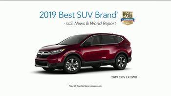 2019 Honda CR-V TV Spot, 'Commute' [T2] - Thumbnail 8