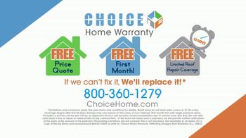 Choice Home Warranty TV Spot, 'Sucker Punch' Featuring George Foreman - Thumbnail 10