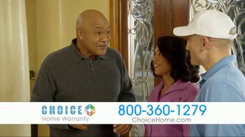 Choice Home Warranty TV Spot, 'Sucker Punch' Featuring George Foreman - Thumbnail 2