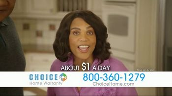 Choice Home Warranty TV Spot, 'Sucker Punch' Featuring George Foreman - Thumbnail 4