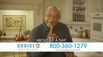 Choice Home Warranty TV Spot, 'Sucker Punch' Featuring George Foreman - Thumbnail 8