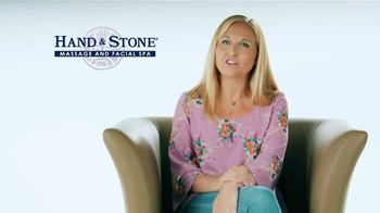 Hand and Stone Valentine's Day Spa Package TV Spot, 'Customer Testimonial: Kate'