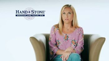 Hand and Stone Valentine's Day Spa Package TV Spot, 'Customer Testimonial: Kate' - Thumbnail 5