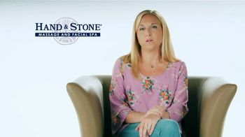 Hand and Stone Valentine's Day Spa Package TV Spot, 'Customer Testimonial: Kate' - Thumbnail 6