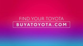 Toyota TV Spot, 'Turn Up Your Traction' [T2] - Thumbnail 10