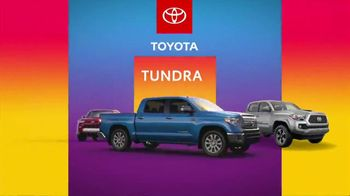 Toyota TV Spot, 'Turn Up Your Traction' [T2] - Thumbnail 2
