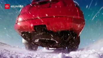 Toyota TV Spot, 'Turn Up Your Traction' [T2] - Thumbnail 3