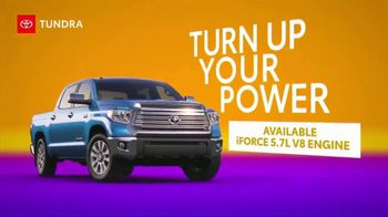 Toyota TV Spot, 'Turn Up Your Traction' [T2] - Thumbnail 4