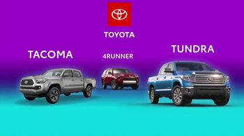 Toyota TV Spot, 'Turn Up Your Traction' [T2] - Thumbnail 7