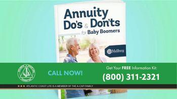 J.D. Mellberg TV Spot, 'Annuity Do's & Dont's' - Thumbnail 2