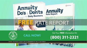J.D. Mellberg TV Spot, 'Annuity Do's & Dont's' - Thumbnail 8