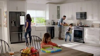 The Home Depot TV Spot, 'More: Samsung Activewash Laundry Pair: 30 Percent' - Thumbnail 7