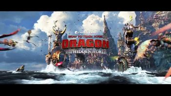 How To Train Your Dragon Figure Sets TV Spot, 'Soar Into Battle' - Thumbnail 1