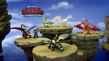 How To Train Your Dragon Figure Sets TV Spot, 'Soar Into Battle' - Thumbnail 7