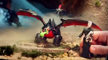 How To Train Your Dragon Figure Sets TV Spot, 'Soar Into Battle' - Thumbnail 2