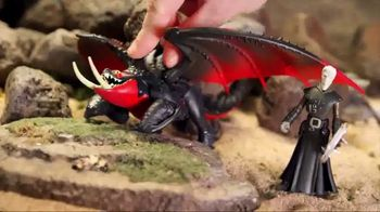 How To Train Your Dragon Figure Sets TV Spot, 'Soar Into Battle' - Thumbnail 4