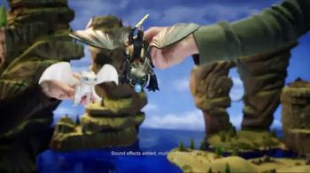 How To Train Your Dragon Figure Sets TV Spot, 'Soar Into Battle' - Thumbnail 5