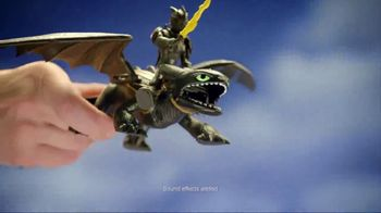How To Train Your Dragon Figure Sets TV Spot, 'Soar Into Battle' - 2208 commercial airings