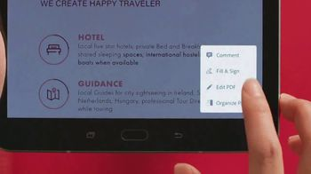 Adobe Acrobat Reader TV Spot, 'PDF Like a Boss' Song by Delicate Beats - Thumbnail 5