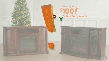 Big Lots TV Spot, 'Holidays: Fireplace Savings' Song by Three Dog Night - Thumbnail 8