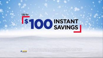 National Tire & Battery TV Spot, 'The Season to Save: Mobile Tire Installation'