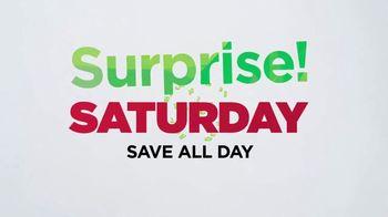 Kohl's Surprise! Saturday Sale TV Spot, 'Sweaters, Outerwear & Appliances' - Thumbnail 2