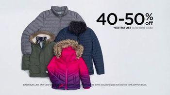 Kohl's Surprise! Saturday Sale TV Spot, 'Sweaters, Outerwear & Appliances' - Thumbnail 7