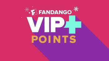 Fandango VIP+ TV Spot, 'Bring on the Holidays' - Thumbnail 4