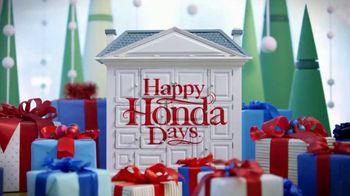 Happy Honda Days TV Spot, '2018 Holidays: Voltron' [T2] - Thumbnail 1