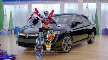 Happy Honda Days TV Spot, '2018 Holidays: Voltron' [T2] - Thumbnail 2
