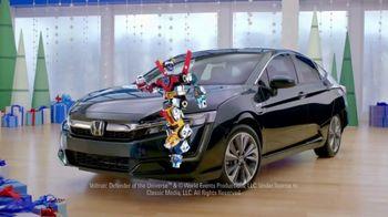 Happy Honda Days TV Spot, '2018 Holidays: Voltron' [T2] - Thumbnail 3