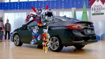 Happy Honda Days TV Spot, '2018 Holidays: Voltron' [T2] - Thumbnail 4