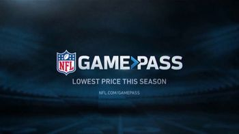 NFL Game Pass TV Spot, 'Full Game Replays and More' - Thumbnail 10