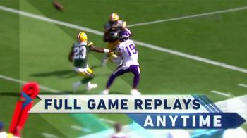NFL Game Pass TV Spot, 'Full Game Replays and More' - Thumbnail 4
