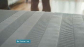 Leesa Early December Mattress Sale TV Spot, 'Dangerously Comfortable' - Thumbnail 3